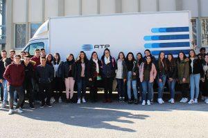 Visita de estudo ao Porto: RTP e BLIP