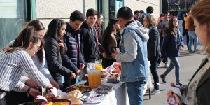 Valentine's Day Market at School