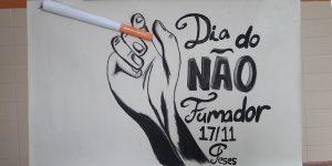 """Comemoração do """"Dia Mundial do Não Fumador"""""""
