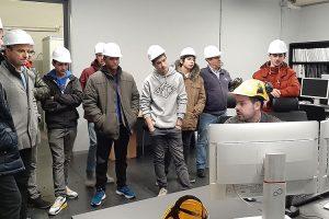 Visita à Central Hidroelétrica Venda Nova III – 10ºD