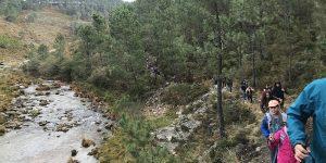 Caminhada nas Fisgas de Ermelo (DAC – 7ºAno)