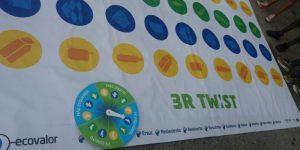 Jogo 3R Twist – Ação de sensibilização
