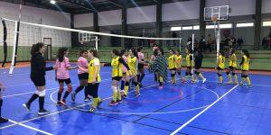 1.ª Jornada concentrada do grupo/equipa de voleibol (juvenis, femininos)