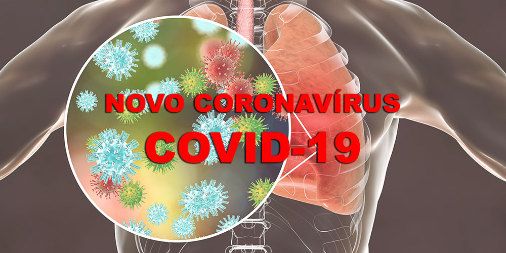 O Novo Coronavírus – COVID-19