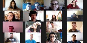 Homenagem aos alunos finalistas de EMRC '20