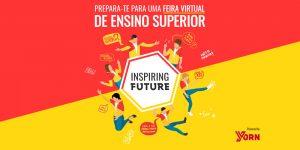 Feira Virtual com a Inspiring Future: já te inscreveste?