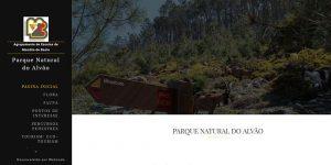 Website sobre o Alvão – trabalho final DAC 11D