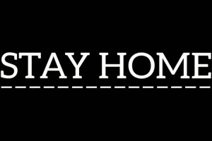Stay home (curta)