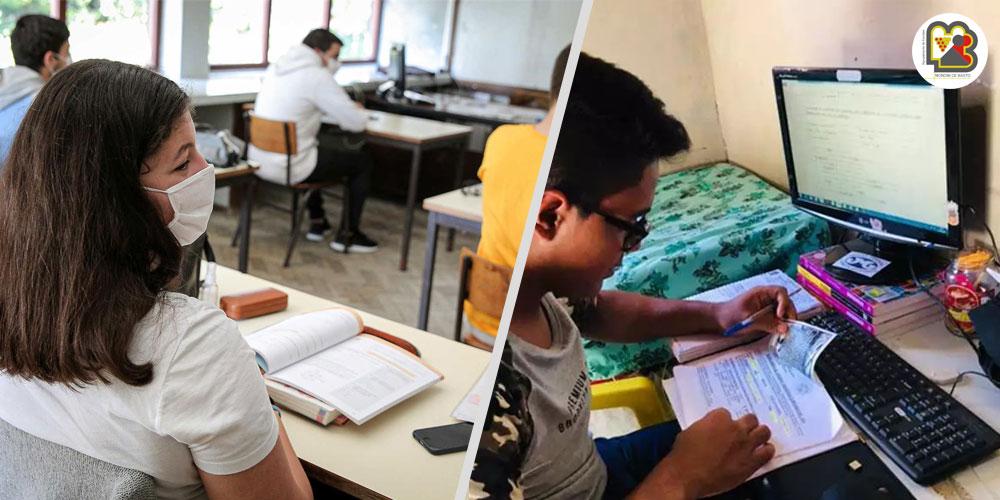 Plano de ação para o desenvolvimento de processos ensino-aprendizagem (ensino misto e não presencial)