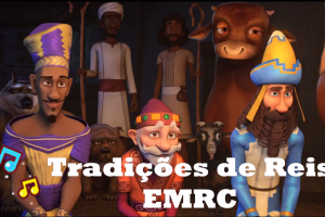 EMRC canta os Reis – uma tradição secular