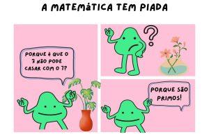 A matemática tem piada – 6.ºB