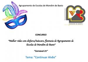 CONCURSO DE CARNAVAL – Associação de Estudantes AEMB