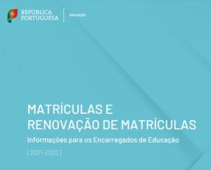Matrículas 2021/22