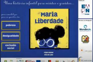 """""""Maria Liberdade"""" – 1.º Ciclo – CLDS-4g Mondim.In."""