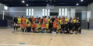 Equipa de Voleibol – Juvenis Femininos