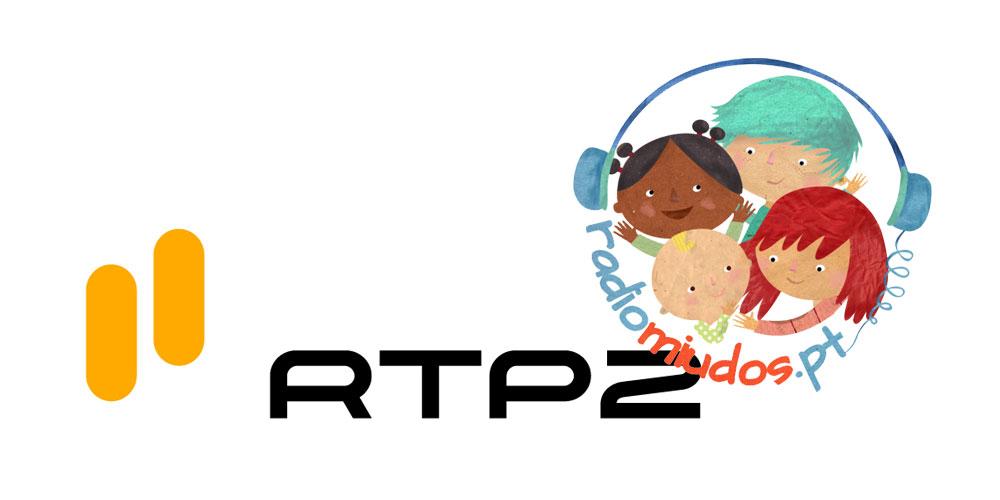 RTP2 e Rádio Miúdos (grelha de programação)