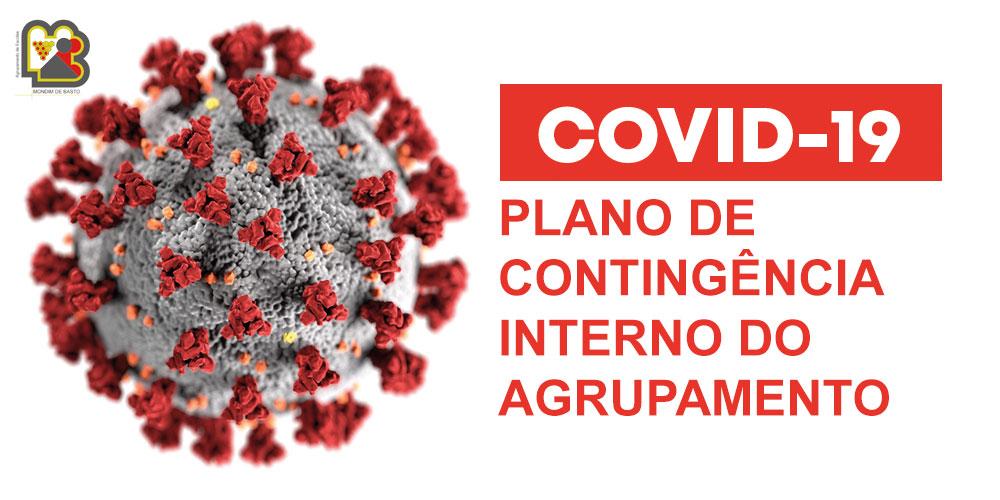 Plano de contingência do Agrupamento – COVID-19
