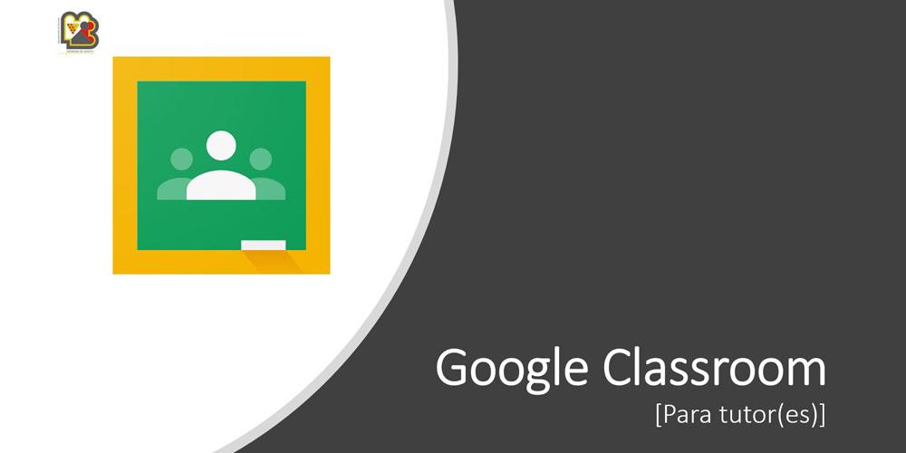 Tutorial – Google Classroom (para pais/encarregados de educação)