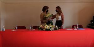Tomada de Posse da Diretora do AEMB – Professora Isabel Coutinho – Quadriénio 2021-25