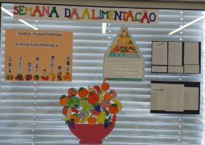 Semana da Alimentação – Centro Escolar